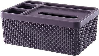 Paniers Boîte de rangement, plastique cosmétique Boîte de rangement, boîte de finition, ménagers Bureau Sundries, snack Bo...