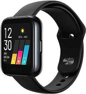 realme Watch - Smartwatch con Bluetooth, pantalla táctil grande de 1.4 ', 14 modos deportivos, IP68 a prueba de agua, hast...