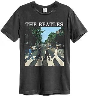 The Beatles Abbey Road - Camiseta Unisex para Hombre (Tallas S-XL), Color Gris