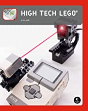 High-Tech LEGO: 16 Inventions that Break the LEGO Rules best High Tech Books