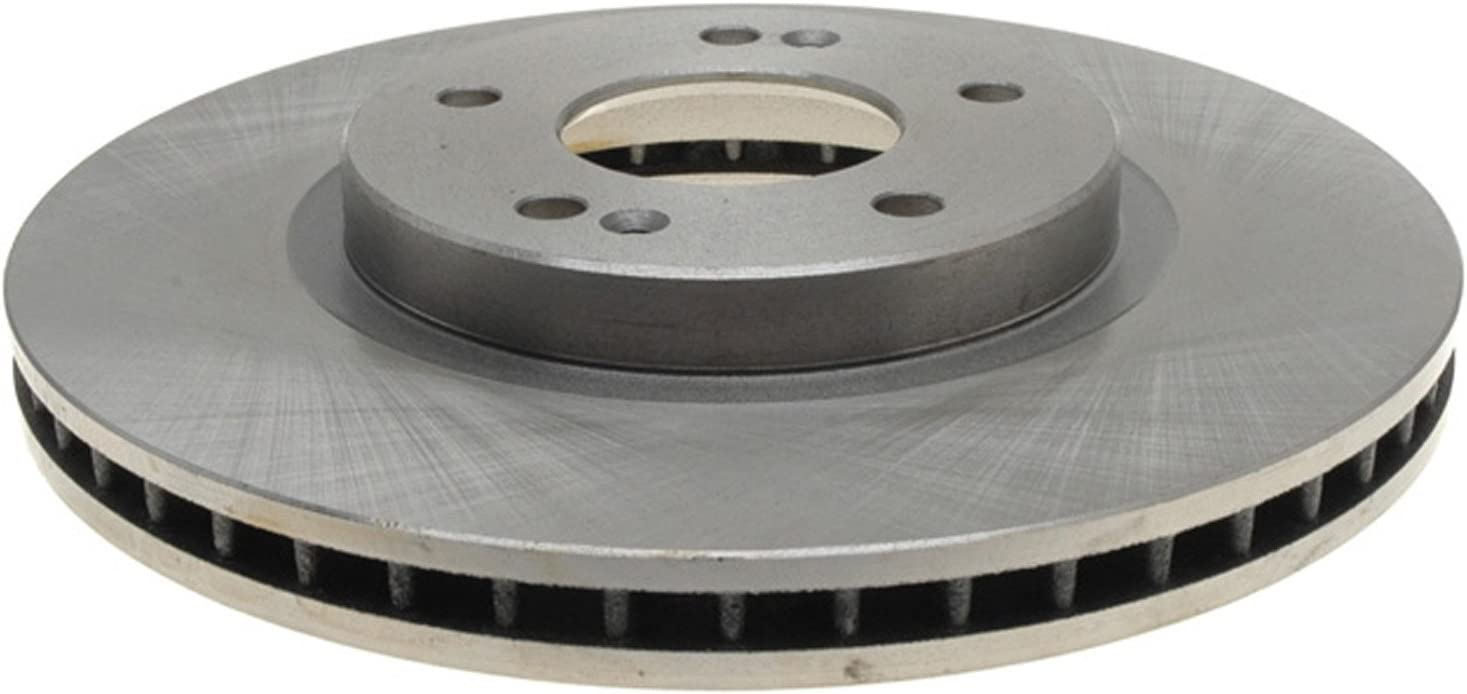 ACDelco Silver 18A1327A Front Rotor Disc Max 60% OFF security Brake