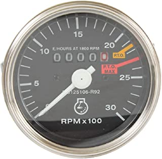 Tachometer Tach for Case International Tractor 454 464 Others-3125106R92