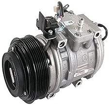 SINOCMP 0002301111 1987-1993 New Auto AC Compressor 10PA15C Air Compressor New Air Conditioning Compressor AC Compressor Clutch Assy for Mercedes Benz W124, 3 Month Warranty