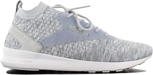 Reebok Zoku Zoku Runner Ultraknit HTRD Chaussures pour Hommes Solid-gris Chaussures Homme paniers paniers