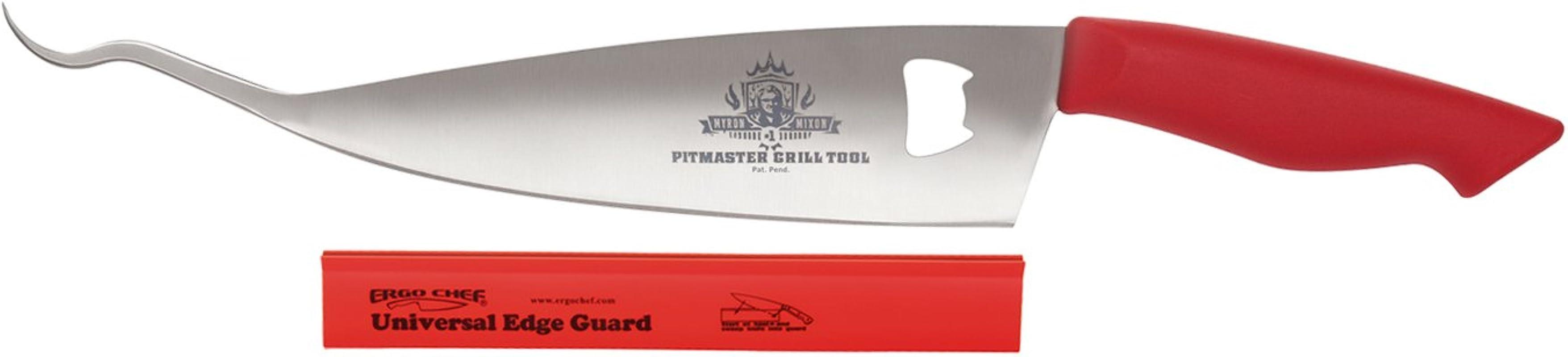 Myron Mixon Pitmaster BBQ Kit 2 PC Myron Mixon Pitmaster 3 In 1 Grill Tool