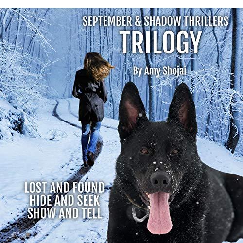 September & Shadows Trilogy Audiobook By Amy Shojai cover art