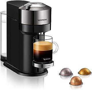 Krups XN910C Nespresso Vertuo Next kapsüllü kahve makinesi, 1,7 litre su haznesi, barkod ile kapsül tanıma | 6 fincan boyu...