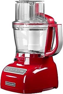 comprar comparacion KitchenAid 5KFP1335 - Robot de cocina (Rojo, 7.8 kg, 280 mm, 260 mm, 50/60 Hz, 220-240 V)