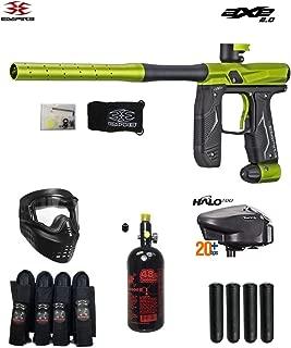 MAddog Empire Axe 2.0 Expert Paintball Gun Package - Dust Lime/Dust Black