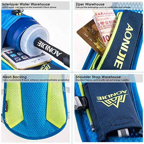 AONIJIE Hydration Running Backpack