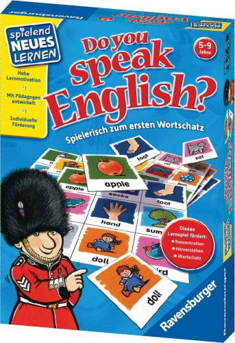 Ravensburger 25008 - Do You Speak English?