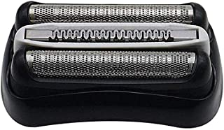 رأس ماكينة حلاقة بديلة متوافقة مع براون 3 سيريز 32B فويل اند كاتير ورأس شفرة الحلاقة الكهربائية براون 301S 310S 320S 3040S...