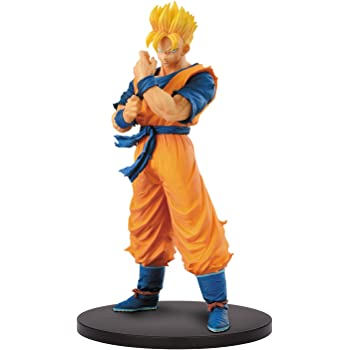 Banpresto Dragon Ball Z Resolution of Soldiers Vol.6 - Super Saiyan Son Gohan Action Figure