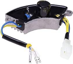 Best generator capacitor voltage regulator Reviews