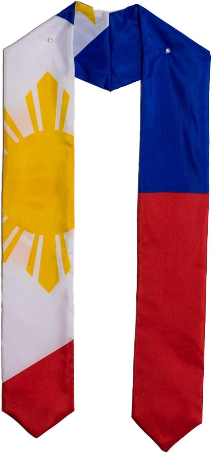 Philippines Philippine graduation Ranking TOP5 Stole sash Finally popular brand