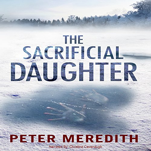 The Sacrificial Daughter audiobook cover art