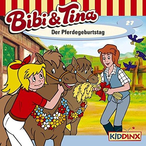Der Pferdegeburtstag audiobook cover art