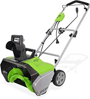 greenworks 80 volt snow blower manual