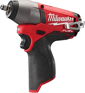 Milwaukee M12CIW38-0 3 8-inch Fuel Compact Impact Wrench