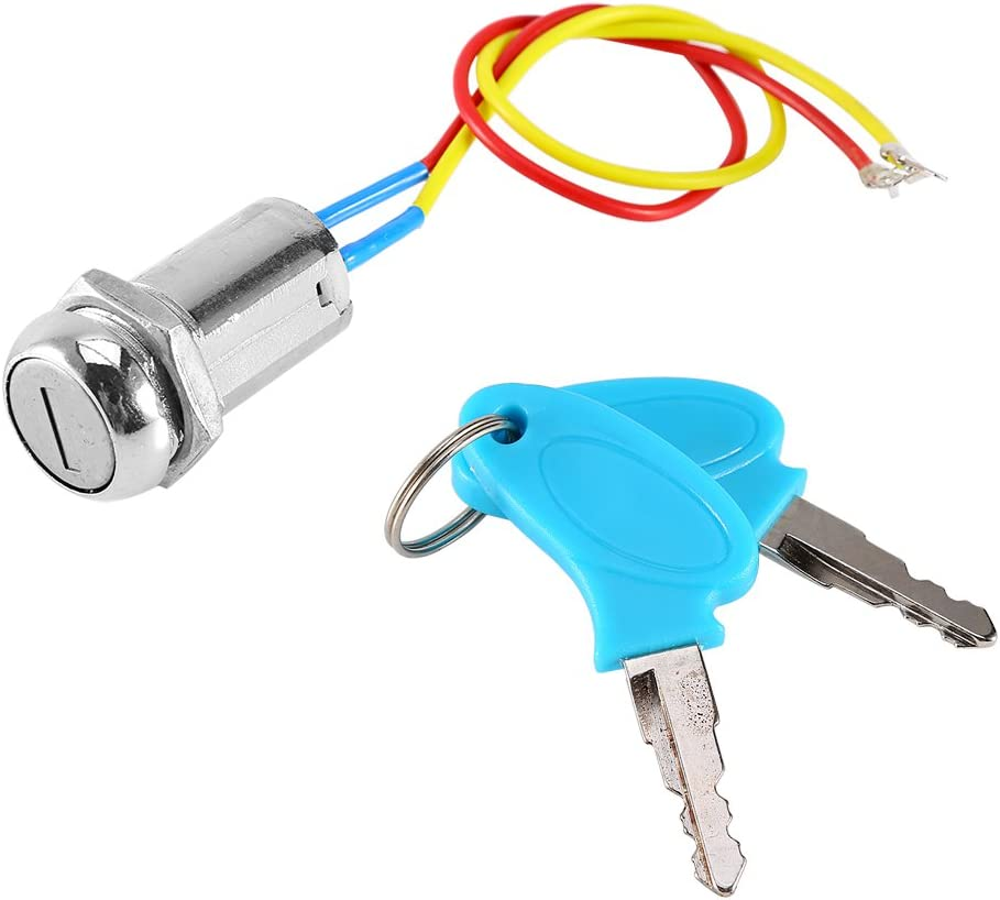 List price 2 Wire Universal Waterproof Key Switch- Starter Cheap mail order specialty store Ignition Engine