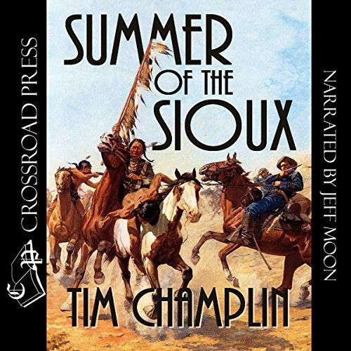 Summer of the Sioux audiobook cover art
