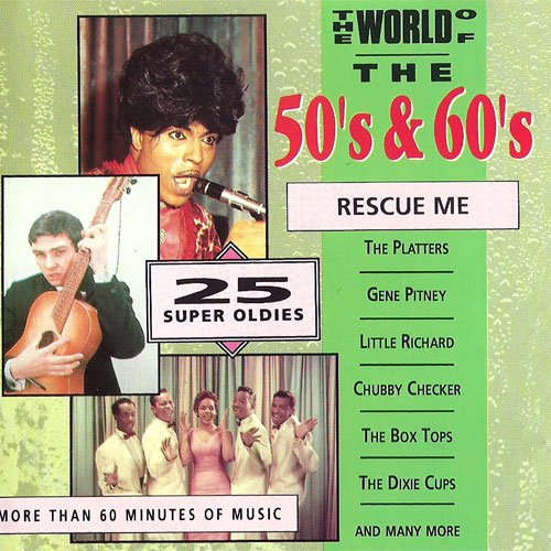 25 Hits aus guten alten Jukebox Zeiten (CD) The Drifters - Up On The Roof / Chubby Checker - The Twist / Lesley Gore - It's My Party / The Tams - What Kind Of Fool Do You...