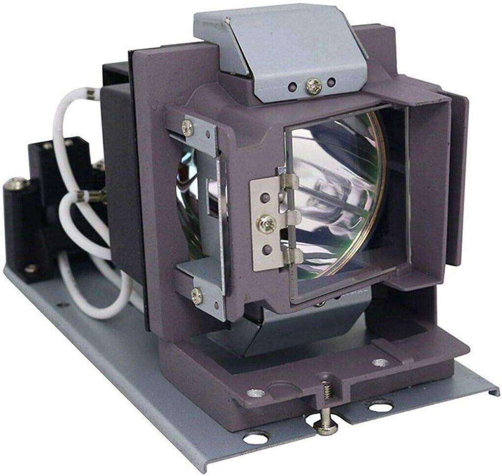 PHO 5811118924-SVV Genuine Original Replacement Bulb/Lamp with Housing for Vivitek D867 DW868 Projector (OEM Osram Bulb)