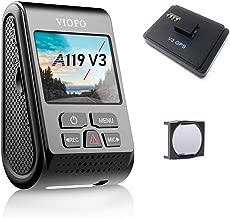 VIOFO A119 V3 2560 x 1600P Dash Camera with GPS Logger and CPL 2019 Edition