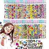 Niños Pegatinas Diferentes Pegatinas, niño niña Regalo de cumpleaños Scrapbook Animal Cartoon Toy stickers-40 Stickers Mixtos