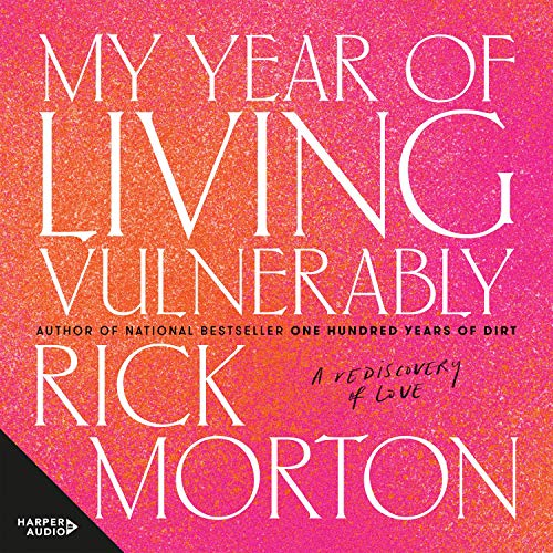 My Year of Living Vulnerably cover art