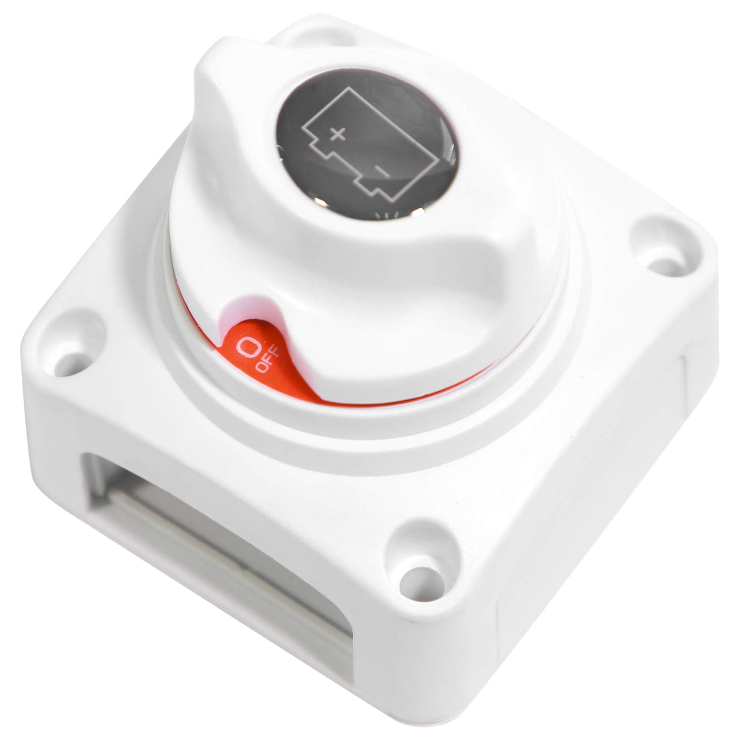 DasMarine 2 Position Battery NEW before selling Sw Disconnect Switch 5 popular