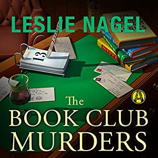 The Book Club Murders cover art