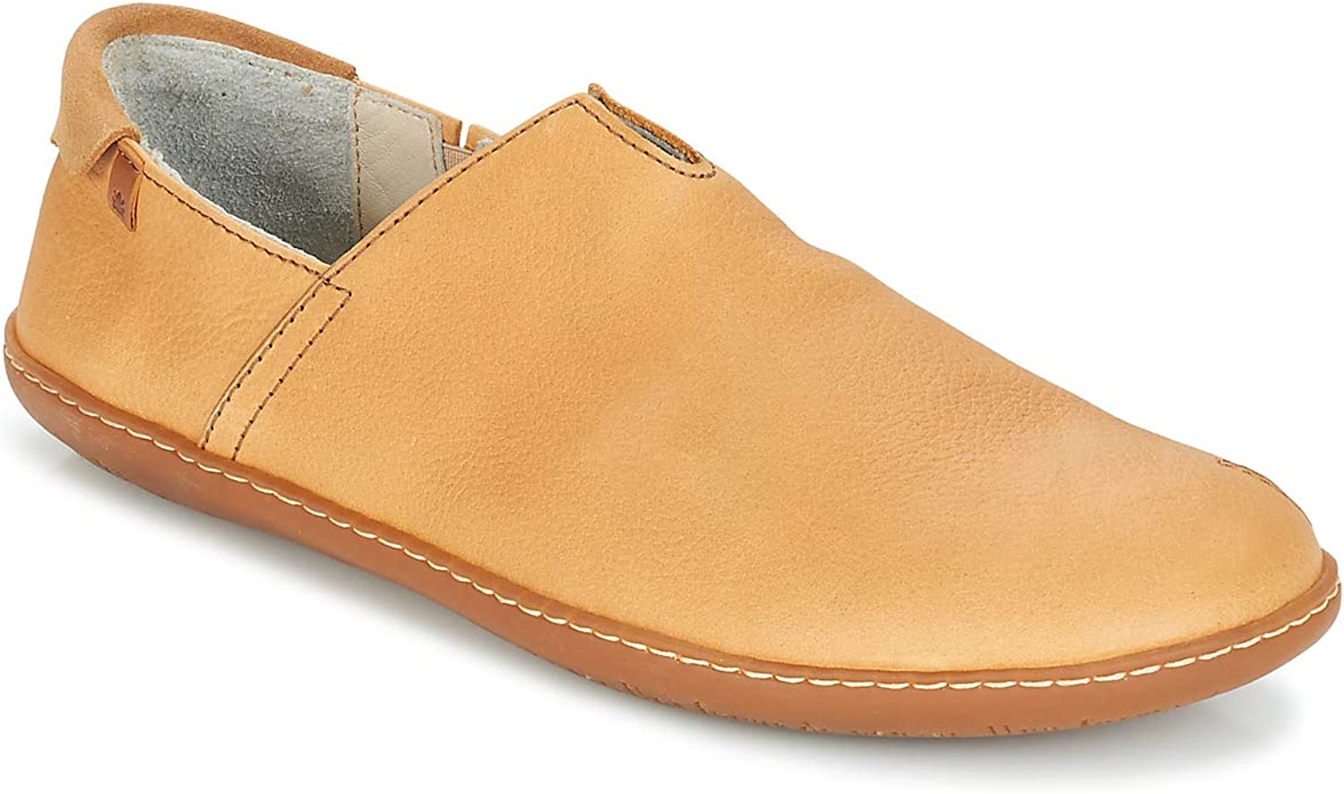 El Naturalista N275 Soft Grain Curry EL Viajero Orange Femme Chaussures élastique