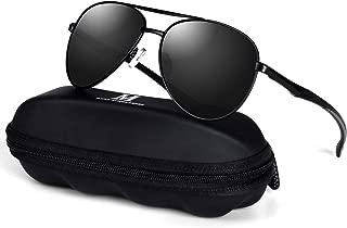 Aviator Sunglasses for Men Polarized Sunglasses Womens Driving Fishing Lightweight UV Protection...