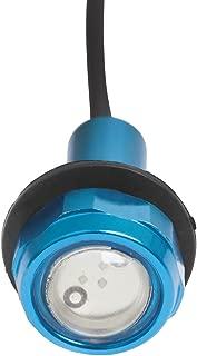Yak-Power Super Bright LED Button Light Kit Blue (2pcs)