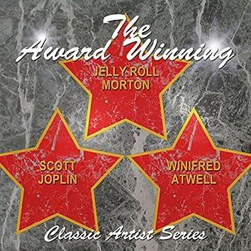 The Award Winning Jelly Roll Morton, Scott Joplin and Winifred Atwell