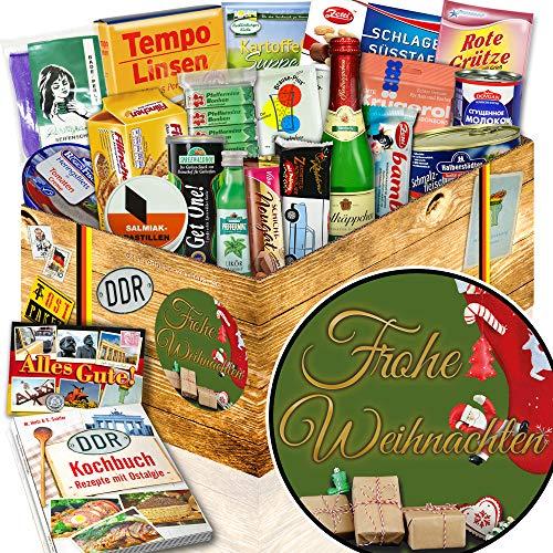 Frohe Weihnachten - Weihnachts Geschenke für Sie - Ostpaket