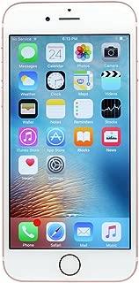 Apple iPhone 6s Plus 64GB Rose Gold Factory Unlocked Phone - 5.5in Screen (Renewed)