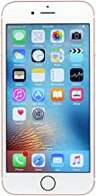 Apple iPhone 6s Plus 64GB Unlocked GSM 4G LTE Phone - Rose Gold (Renewed)