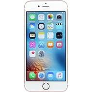 Apple iPhone 6S Plus, 16GB, Rose Gold - Fully Unlocked (Renewed)