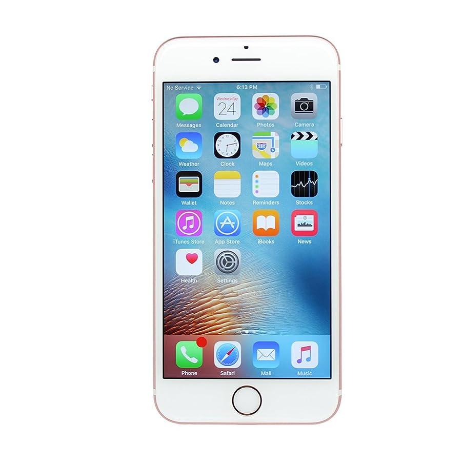 Apple iPhone 6S Plus, GSM Unlocked, 64GB, Rose Gold (Renewed)