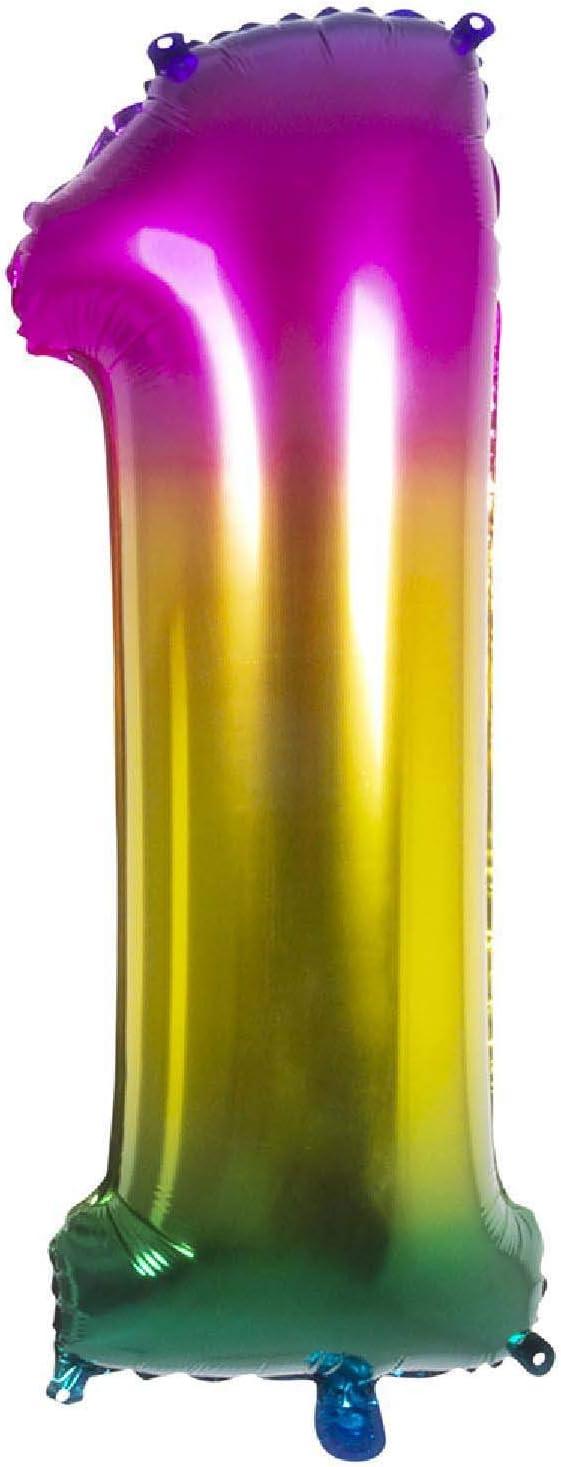 Colore Gold 36cm 36 cm Oro 22131 Boland- Palloncino Mylar Lettera B