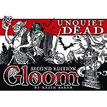 [アトラス]Atlas Gloom: Unquiet Dead 2nd Edition ATG01355 [並行輸入品]