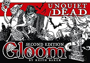 Atlas Gloom: Unquiet Dead 2nd Edition