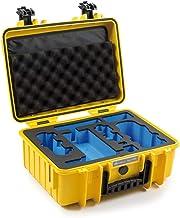 B&W transportkoffer outdoor voor drone DJI Mavic Air 2, DJI Air 2S of More Combo versies en Smart Controller Type 4000 gee...
