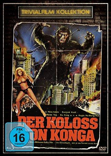 Der Koloss von Konga - TrivialFilm Kollektion [Blu-ray] [Limited Edition]