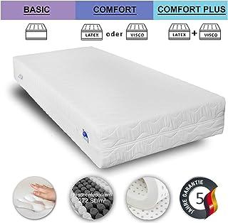 Suchergebnis Auf Amazon De Fur H5 100 X 200 Cm Matratzen Lattenroste Unterbetten Schlafzimmer Kuche Haushalt Wohnen