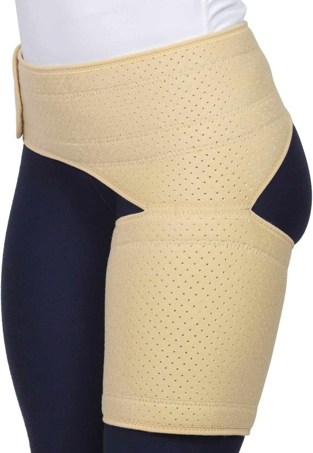 Vive Groin Brace - Sciatica We OFFer at cheap prices Hip for Compression Wrap All items free shipping Support N