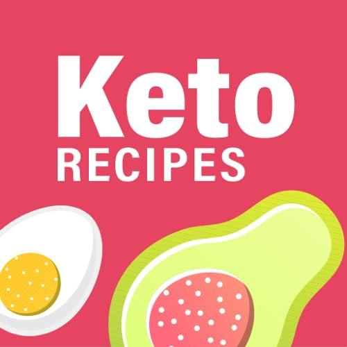 Receitas Keto: Lite e fácil Keto dieta app