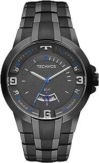 Relógio Technos Masculino Skymaster Grafite - 2117LBD/4P